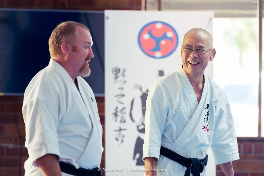 2016 SCMA Gojo Ryu Kenkyukai Gasshuku